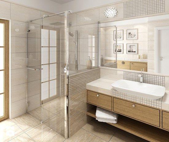 Jasna, praktyczna łazienka