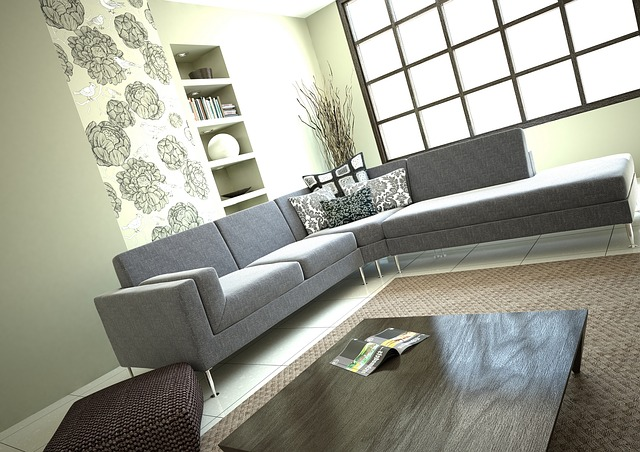 Komfortowy salon